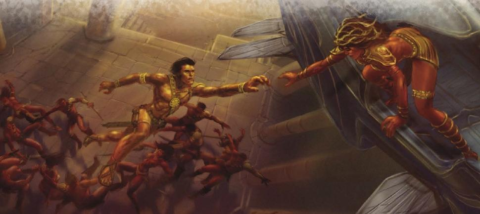 John Carter of Mars: Core Rulebook