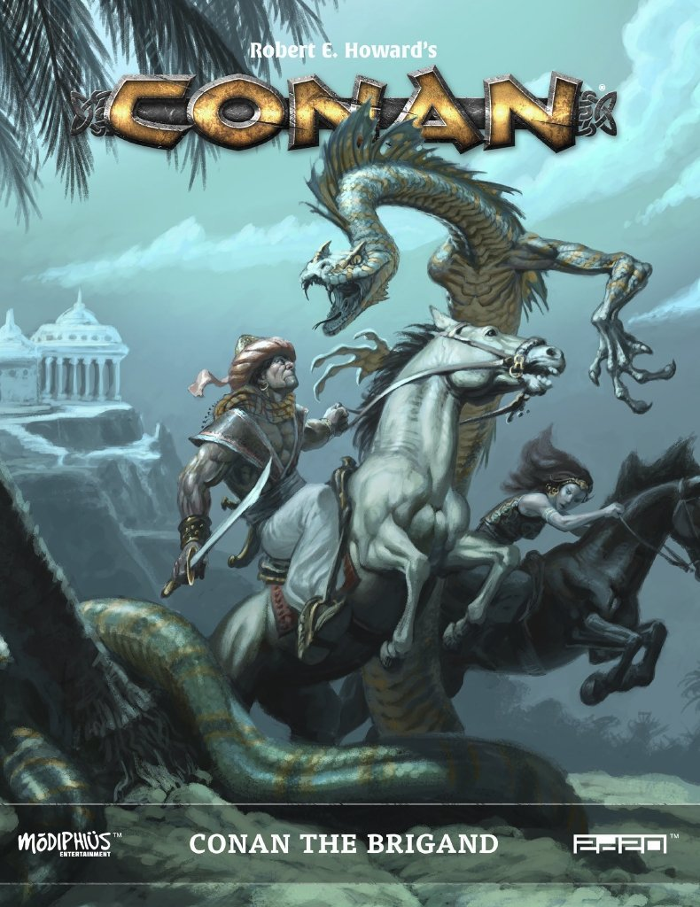 Conan the Brigand - PDF