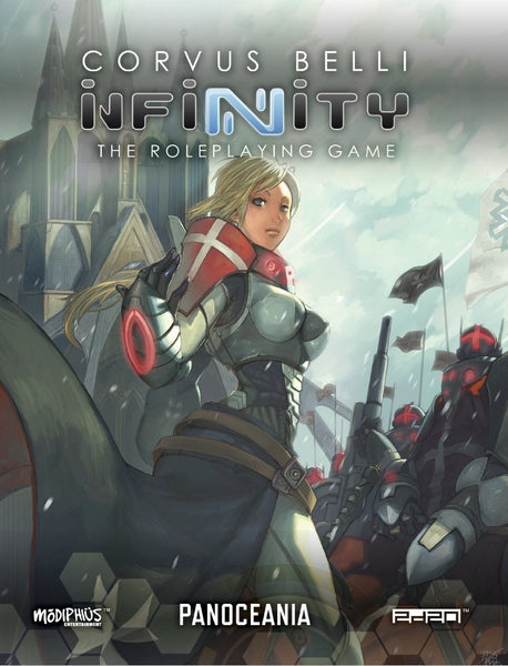 Infinity: PanOceania Supplement - PDF