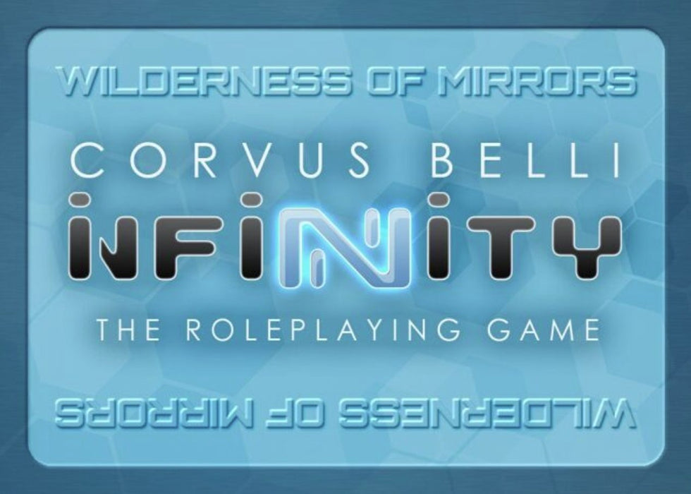 Infinity: Wilderness of Mirrors Card Deck - Modiphius Entertainment