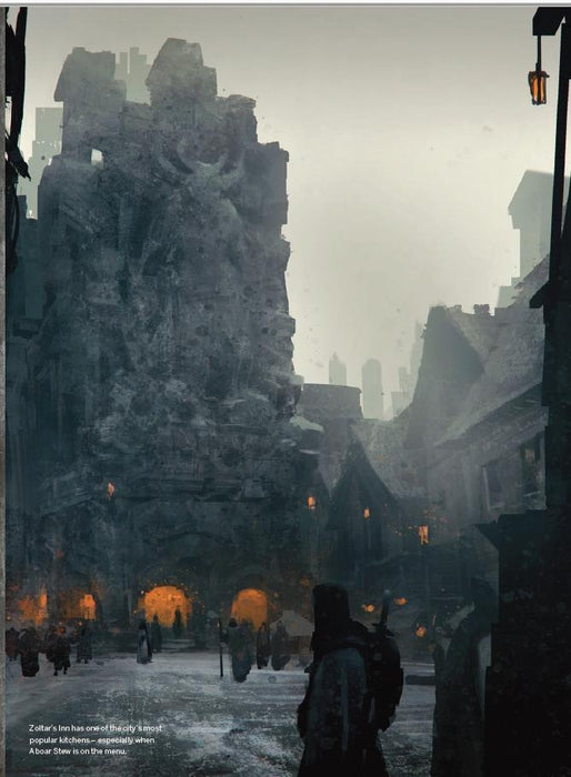 Symbaroum: Yndaros - The Darkest Star - Modiphius Entertainment