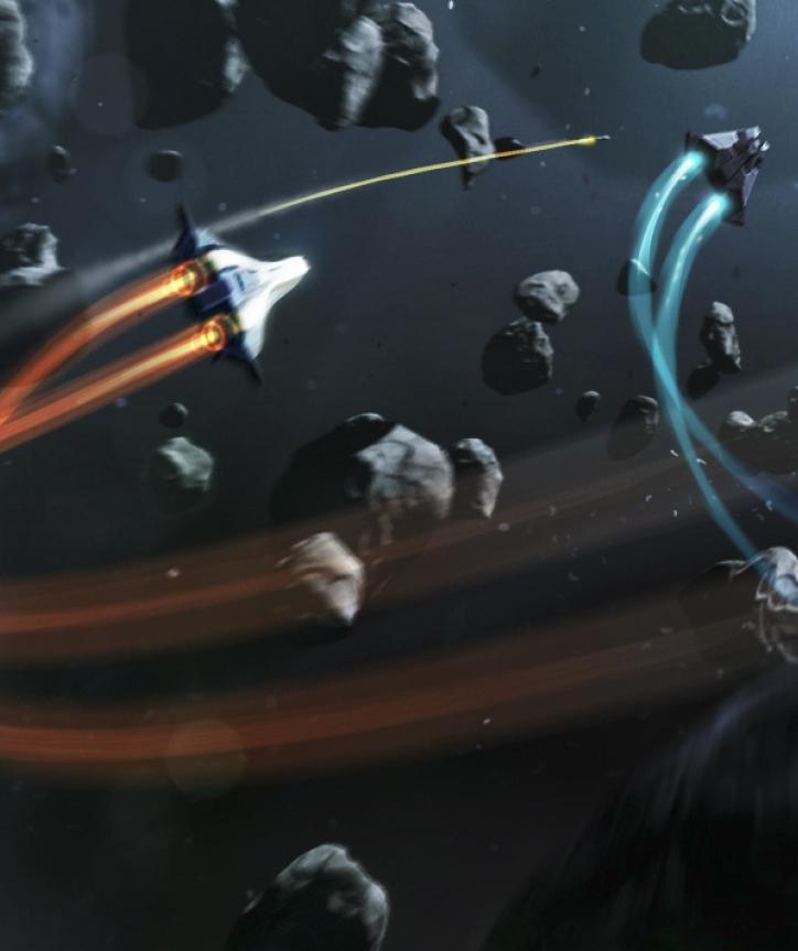 Elite Dangerous RPG Mechanics Set