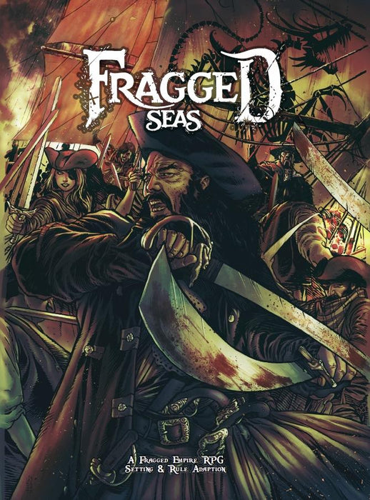 Fragged Seas - Modiphius Entertainment
