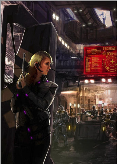 Elite Dangerous RPG - Espionage Sourcebook - Modiphius Entertainment