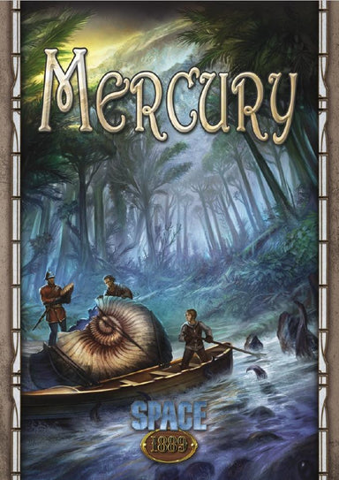 Space 1889: Mercury - Modiphius Entertainment