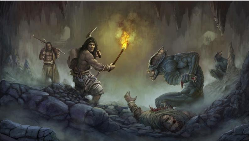 Conan: Horrors of the Hyborian Age - Modiphius Entertainment