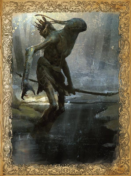 Symbaroum: Monster Codex