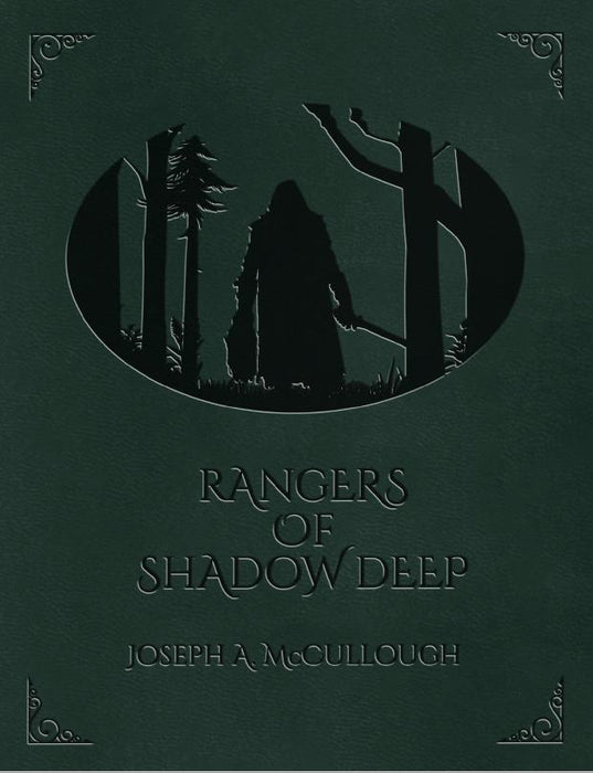 Rangers of Shadow Deep Deluxe Edition - Modiphius Entertainment