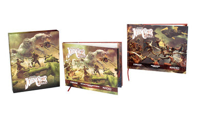 John Carter Collector's Slipcase Set - Modiphius Entertainment