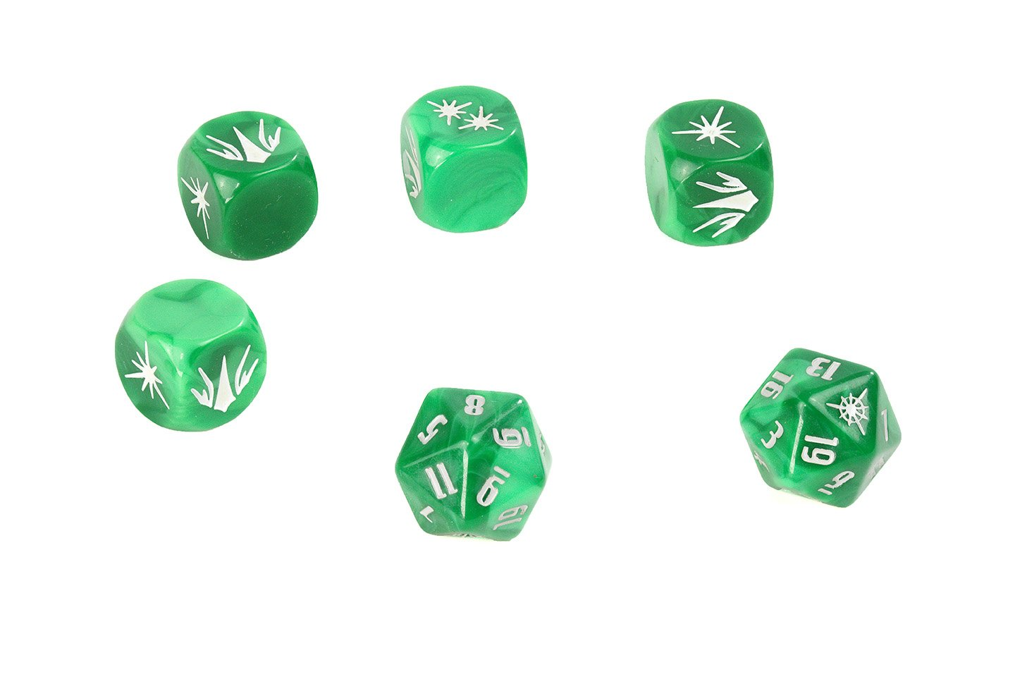 John Carter Thark Dice Set