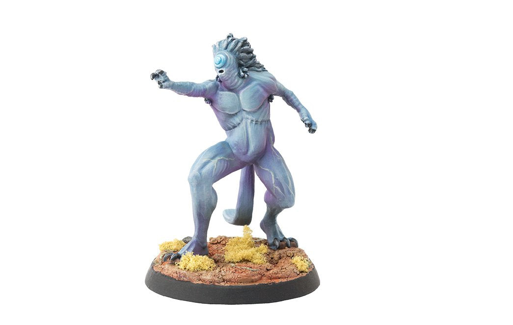 John Carter Miniatures: Plant Man Alternate sculpt