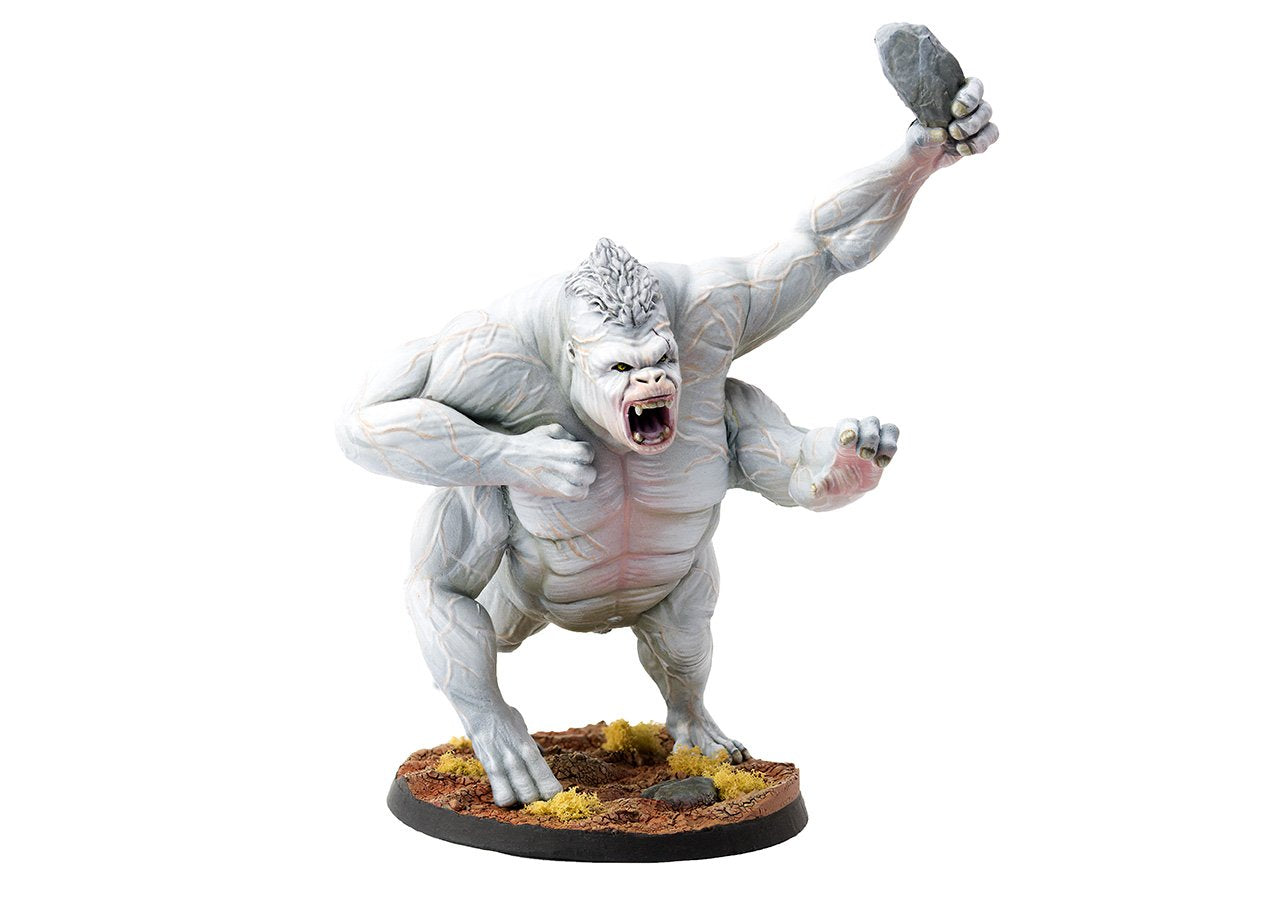 John Carter Miniatures: White Ape