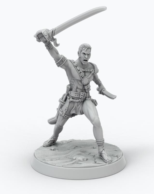 John Carter Miniatures: Alternative John Carter