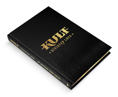 KULT: Divinity Lost Bible Edition - 4th Edition Core Rules