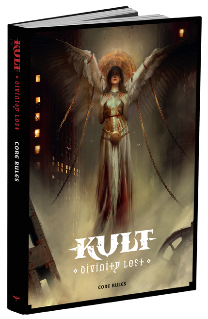 Kult: Divinity Lost - 4th Edition of Kult, Core Rules - PDF