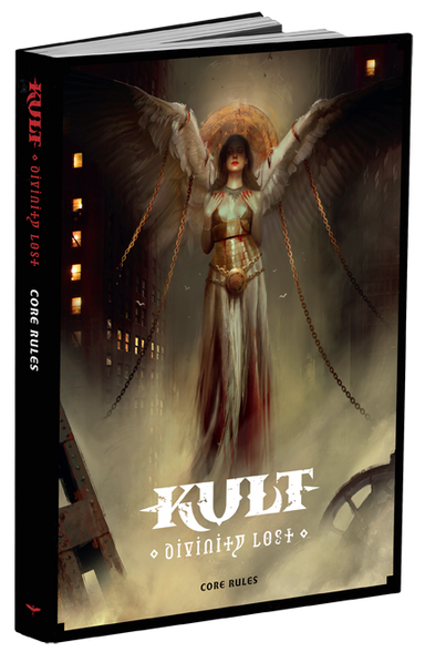 Kult: Divinity Lost - 4th Edition of Kult, Core Rules - PDF - Modiphius Entertainment