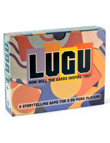 LUGU a storytelling card game by Ben Miles - Modiphius Entertainment
