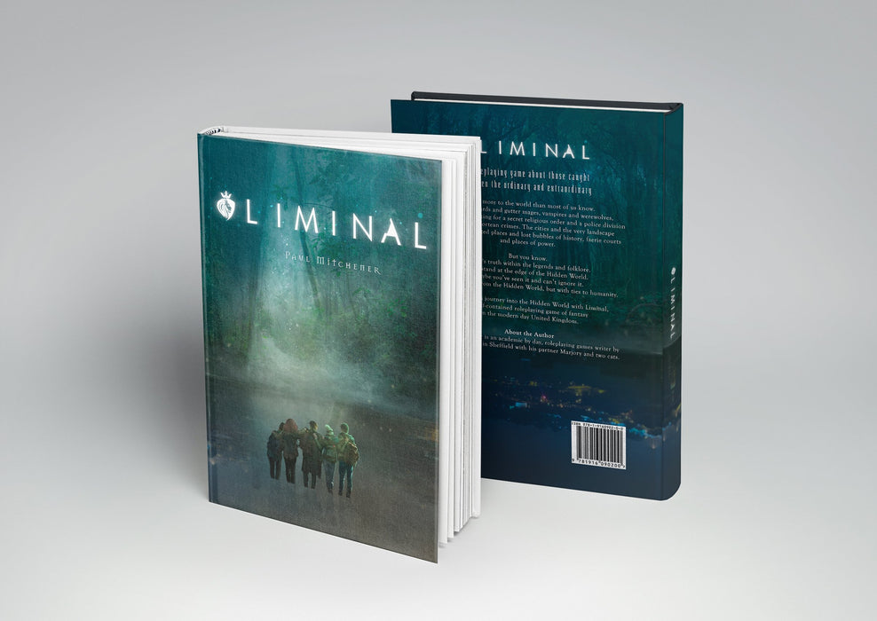 Liminal Core Book
