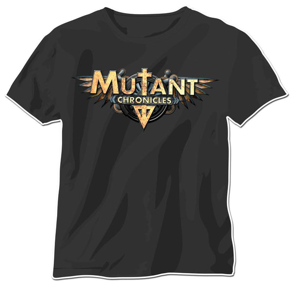 Mutant Chronicles Logo T-shirt
