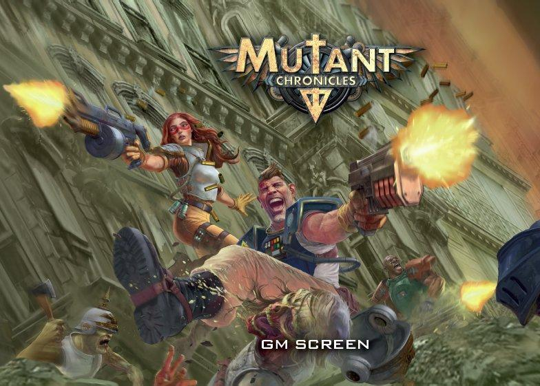 Mutant Chronicles Starter Set