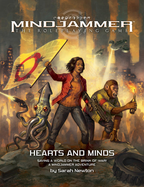 Mindjammer - Hearts & Minds Adventure - PDF