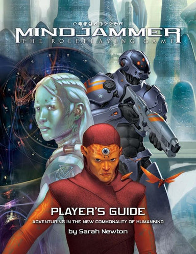 Mindjammer: The Mindjammer Player's Guide