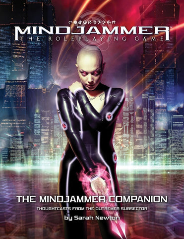 Mindjammer: The Mindjammer Companion - Modiphius Entertainment