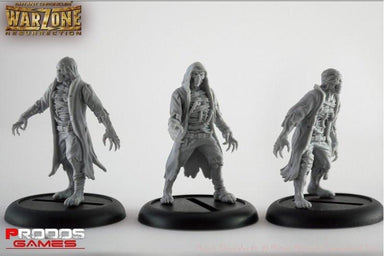 Mutant Chronicles Miniatures: Malignants set