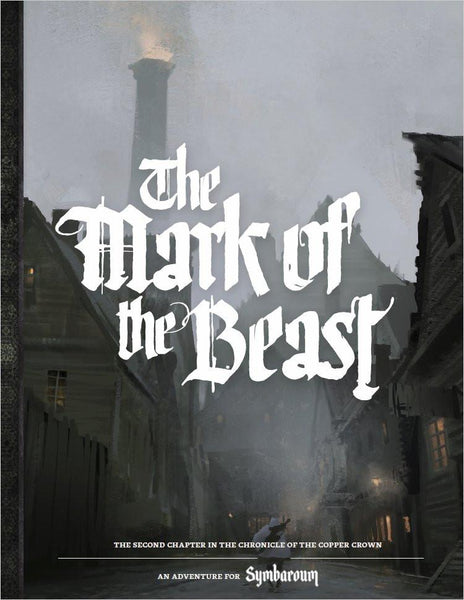 Symbaroum: Mark of the Beast - PDF