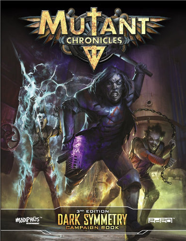 Mutant Chronicles Starter Set - Modiphius Entertainment