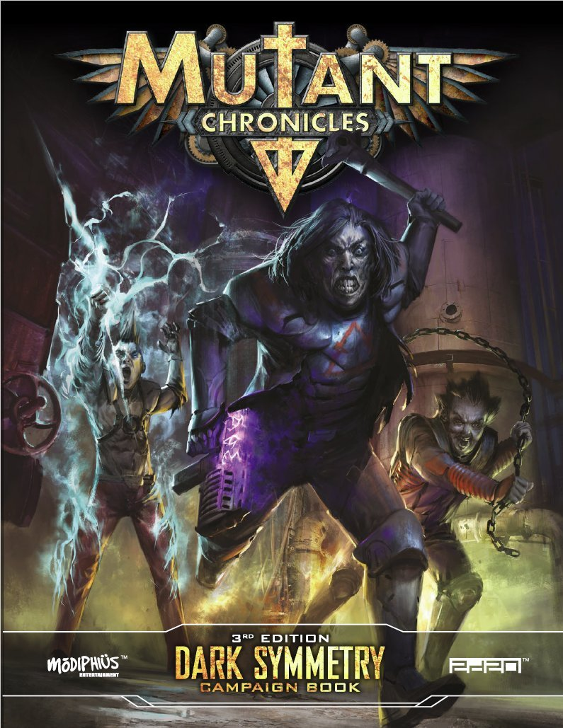 Mutant Chronicles Gamemaster Bundle