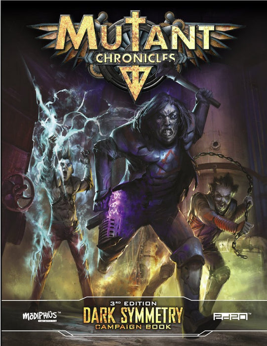 Mutant Chronicles: Dark Symmetry Campaign - PDF - Modiphius Entertainment