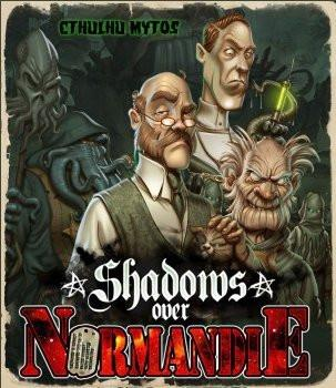 Shadows Over Normandie + Cthulhu Call One expansion BUNDLE