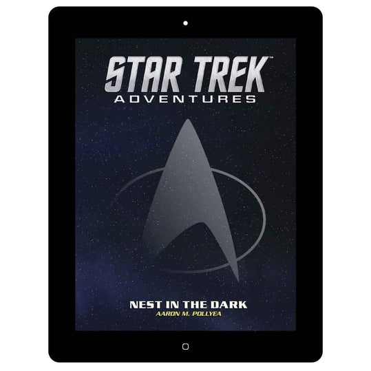 Star Trek Adventures: Nest in the Dark - PDF - Modiphius Entertainment