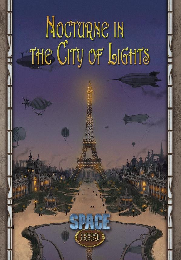 Space 1889: Nocturne in the City of Lights - PDF
