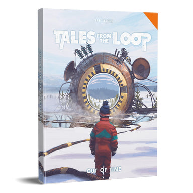 Tales From the Loop - Out of Time Campaign Book - Modiphius Entertainment