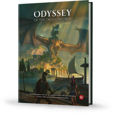 Odyssey of the Dragonlords - Bundle
