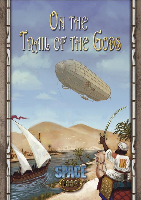 Space 1889: On the Trail of the Gods - PDF