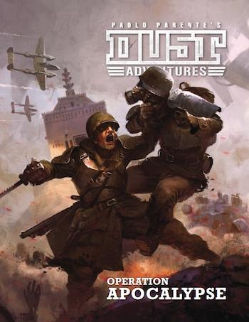 Dust Adventures: Operation Apocalypse Campaign