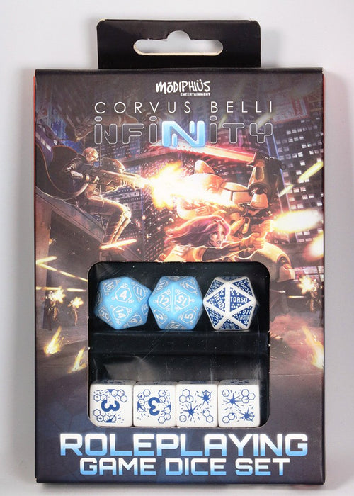 Infinity: Factions Dice Sets