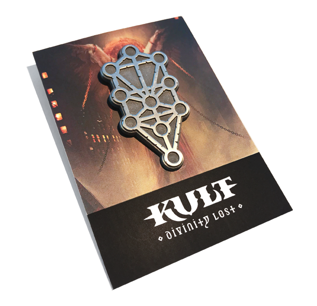 KULT: Divinity Lost - Gamer Fan Pack - Modiphius Entertainment