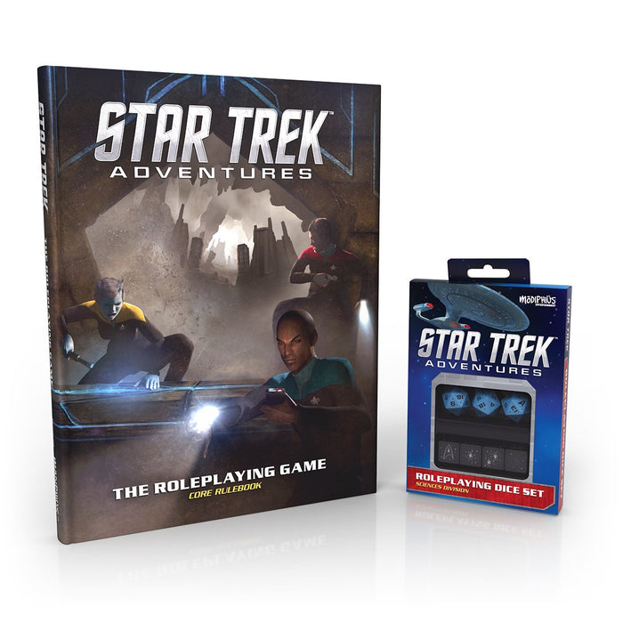 Star Trek Adventures: Player Bundle - Modiphius Entertainment