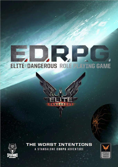 Elite Dangerous RPG - The Worst Intentions - FREE quickstart
