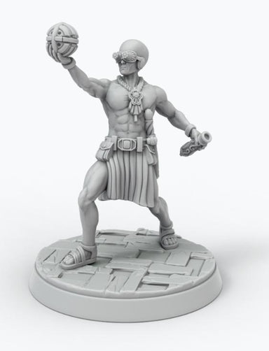 John Carter Miniatures: Ras Thavas - Modiphius Entertainment
