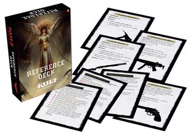KULT: Divinity Lost - Reference Deck - [Digital] - PDF