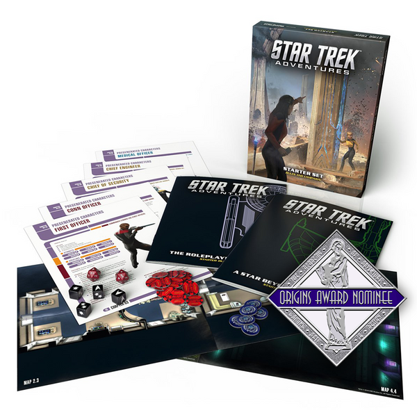 Star Trek Adventures Starter Set