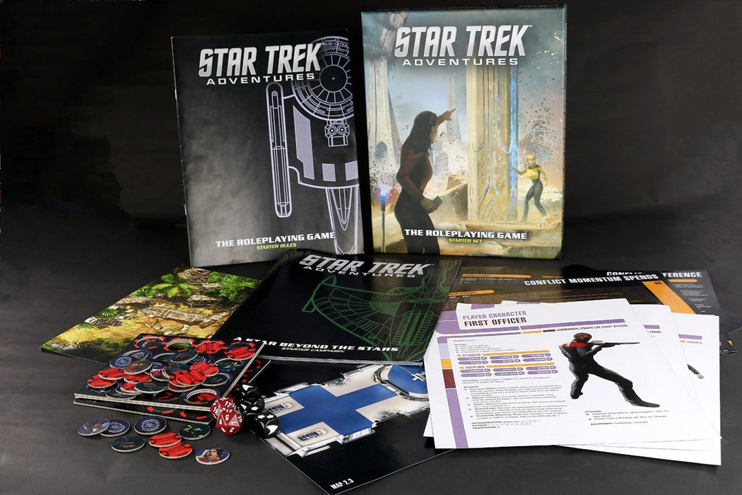 Star Trek Adventures Starter Set - Modiphius Entertainment