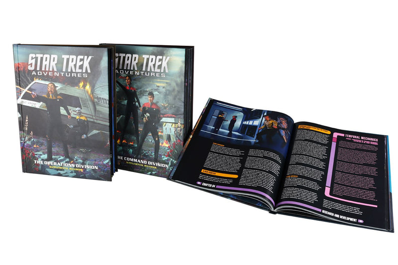 Star Trek Adventures: Division supplements bundle - Modiphius Entertainment