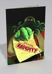 Xmas Card: Santa Cthulhu - Modiphius Entertainment