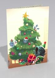 Xmas Card: Santa's Little Deep Ones - Modiphius Entertainment